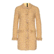 Buy Marc Cain Long Textured Knit Jacket, Multi Online at johnlewis.com
