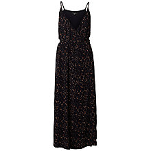 Buy Selected Femme Mabel Printed Dress, Dark Sapphire Online at johnlewis.com
