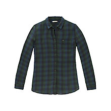 Buy Lee One Pocket Check Shirt Online at johnlewis.com