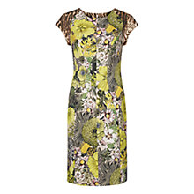 Buy Marc Cain Floral Print Dress, Multi Online at johnlewis.com