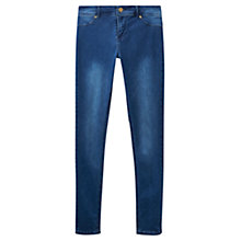 Buy Joules Monroe Skinny Jeans, Dark Denim Online at johnlewis.com