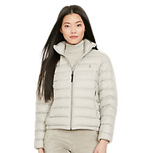 Buy Polo Ralph Lauren Down Filled Quilted Coat Online at johnlewis.com