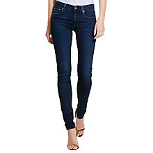 Buy Polo Ralph Lauren Varick Legging Fit Jeans, Dark Indigo Online at johnlewis.com
