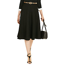 Buy Polo Ralph Lauren A-Line Skirt, Polo Black Online at johnlewis.com