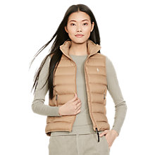 Buy Polo Ralph Lauren Down Filled Gilet Online at johnlewis.com