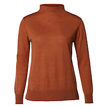 Buy Selected Femme Mero High Neck Merino Wool Jumper Online at johnlewis.com