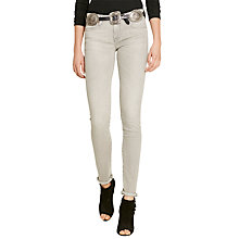 Buy Polo Ralph Lauren Tompkins Skinny Fit Jeans, Grey Online at johnlewis.com
