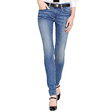 Buy Polo Ralph Lauren Tompkins Skinny Fit Jeans, Calloway Indigo Online at johnlewis.com