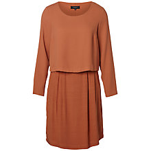 Buy Selected Femme Pica Double Layer Dress, Sierra Online at johnlewis.com