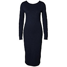 Buy Selected Femme Shasa Slim Fit Jersey Dress Online at johnlewis.com