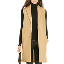 Buy Polo Ralph Lauren Sleeveless Coat, Dakota Sand Online at johnlewis.com
