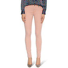 Buy Marc Cain Mid Rise Slim Jeans, Rosewood Online at johnlewis.com