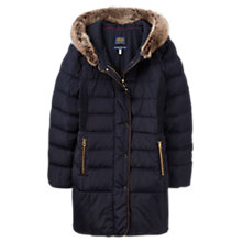Buy Joules Blisworth Padded Jacket, Marine Navy Online at johnlewis.com