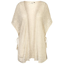 Buy Fat Face Sennen Beach Cover Up, Cotton Seed Online at johnlewis.com