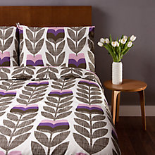 Buy Orla Kiely Rosebud Bedding Online at johnlewis.com