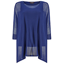 Buy Phase Eight Liona Kaftan Top, Ink Online at johnlewis.com