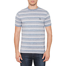 Buy Penguin Original Stripe T-Shirt Online at johnlewis.com