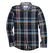 Buy Original Penguin Bold Check Shirt, Multi Online at johnlewis.com