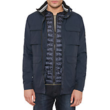 Buy Original Penguin Pocket Field Jacket, Dark Sapphire Online at johnlewis.com