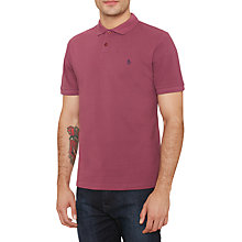 Buy Original Penguin Winston Polo Shirt, Amaranth Online at johnlewis.com