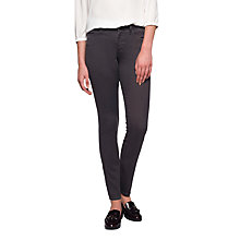 Buy NYDJ Alina Slim Super Stretch Jeans, Titanium Online at johnlewis.com