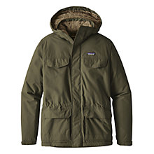 Buy Patagonia Isthmus Men's Parka Jacket Online at johnlewis.com