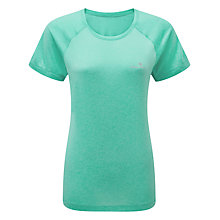 Buy Ronhill Aspiration Motion Running Short Sleeve T-Shirt, Peppermint Online at johnlewis.com