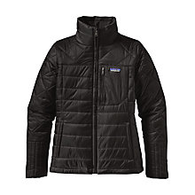 Buy Patagonia Radalie Insulated Women's Jacket, Black Online at johnlewis.com