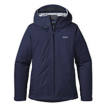 Buy Patagonia Torrentshell Waterproof Women's Jacket, Navy Blue Online at johnlewis.com