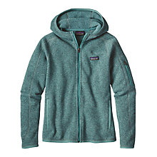 Buy Patagonia Better Sweater Full Zip Women's Hoodie, Mogul Blue Online at johnlewis.com