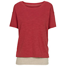 Buy Fat Face Shewbury Short Sleeve Jumper Online at johnlewis.com