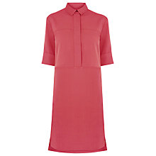 Buy Warehouse Casual Shirt Dress Online at johnlewis.com