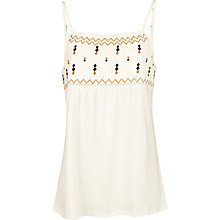 Buy Fat Face Brea Swing Cami Top Online at johnlewis.com