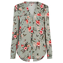 Buy Oasis Honolulu Shirt, Khaki Online at johnlewis.com