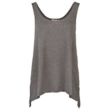 Buy Fat Face Knitted Vest Top Online at johnlewis.com
