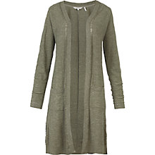 Buy Fat Face Long Line Shenley Cardigan Online at johnlewis.com