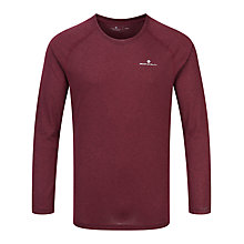 Buy Ronhill Advance Motion Long Sleeve Running T-Shirt Online at johnlewis.com