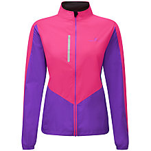 Buy Ronhill Vizion Windlite Women's Running Jacket, Pink/Purple Online at johnlewis.com