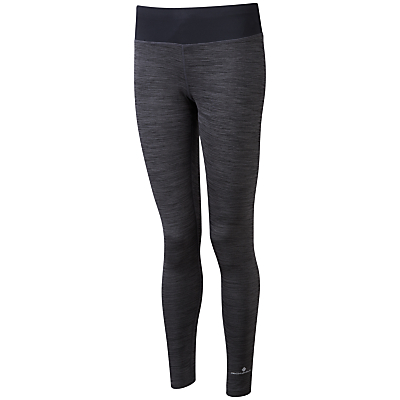 Ronhill Aspiration Victory Running Tights, Grey Marl