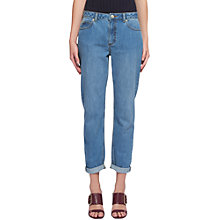 Buy Whistles Boyfriend Jeans, Blue Online at johnlewis.com