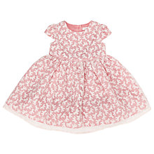 Buy John Lewis Baby Unicorn Dress, Pink Online at johnlewis.com