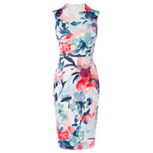 Buy Coast Delphine Print Shift Dress, Multi Online at johnlewis.com