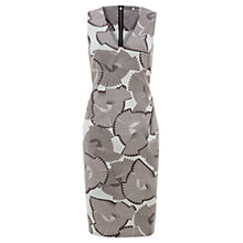 Buy Mint Velvet Mara Print Shift Dress, Multi Online at johnlewis.com