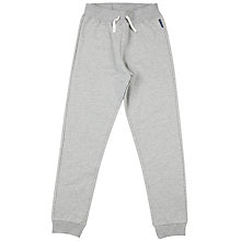 Buy Polarn O. Pyret Boys' Joggers, Grey Online at johnlewis.com