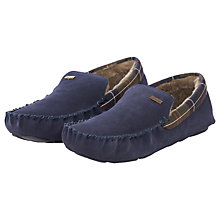Buy Barbour Monty Slippers Online at johnlewis.com