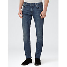 Buy Reiss Killer Slim Jeans, Blue Online at johnlewis.com