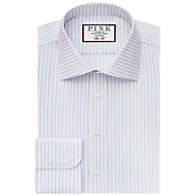 Buy Thomas Pink Zetland Dot Slim Fit Shirt Online at johnlewis.com