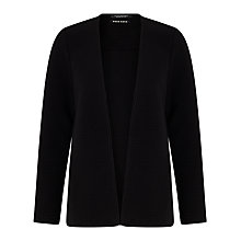 Buy Maison Scotch Sweat Blazer, Black Online at johnlewis.com