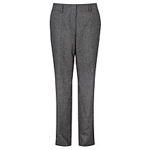 Buy Gardeur Ivo 2 Tweed Trousers, Grey Online at johnlewis.com
