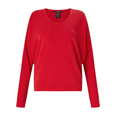 Maison Scotch Amour Sweatshirt, Candy Red